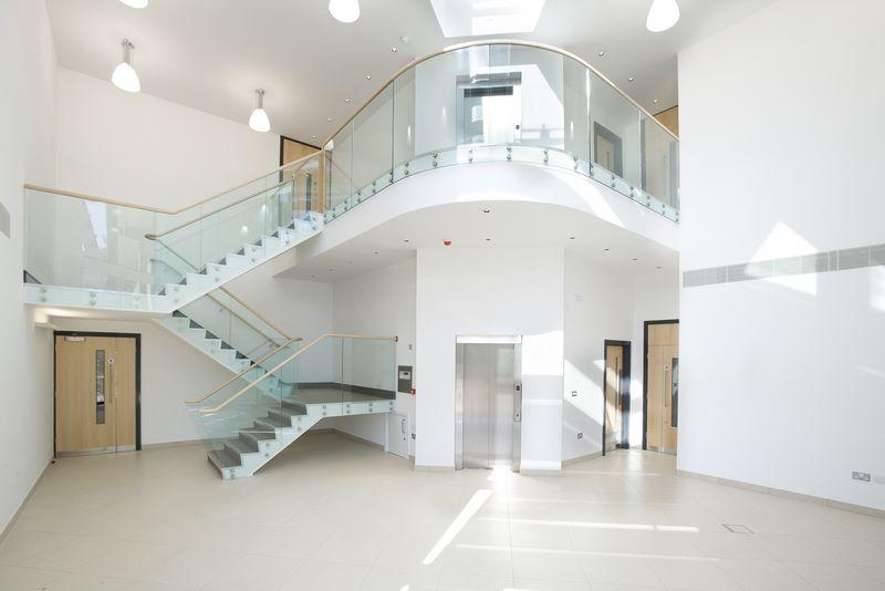 Newbury commerical office property interior